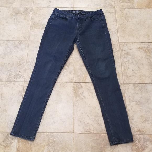 Mossimo Supply Co. Denim - Mossimo Good Cond. Skinny Stretchy Blue Jeans